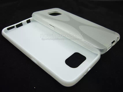 Get The Glimpse Of Future Samsung Galaxy S6 In New Design Leak | Mobile Phone News, Reviews & Offers | Scoop.it