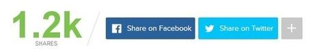 Add Mashable-like Social Sharing Buttons to WordPress - WPSpeak.com | WordPress Tip and Tutorials | Scoop.it