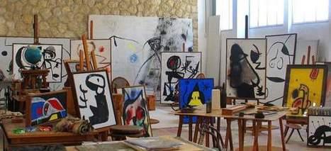 Seis becas de arte contemporáneo | Emplé@te 2.0 | Scoop.it