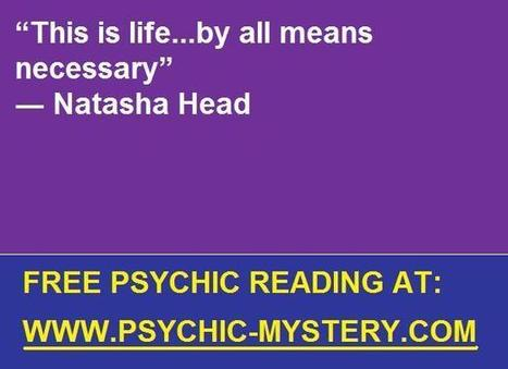 psychic reading positive life quotes   Free Psychic Reading   free psychic reading and horoscopes 4u   Scoop.it