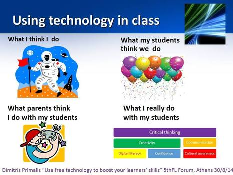 using technology in class | Innovation In Education.gr | Scoop.it