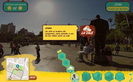 Pregoneros de Medellín | Interactive & Immersive Journalism | Scoop.it
