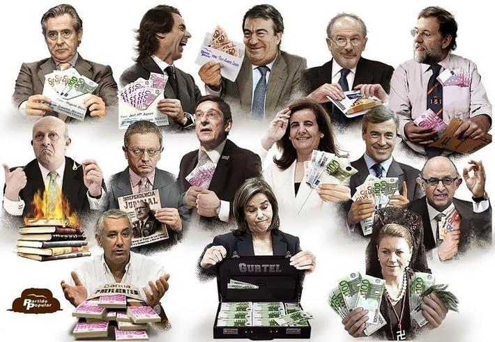 100 motivos para no votar al Partido Popular el 20D   Partido Popular, una visión crítica   Scoop.it