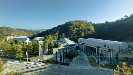 Moshe Safdie completes skirball center in Santa Monica mountains | The Architecture of the City | Scoop.it