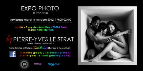 Vernissage et évènement YOU-CUBE (16 octobre 2012) | ...maboul,chachnikov... | Scoop.it