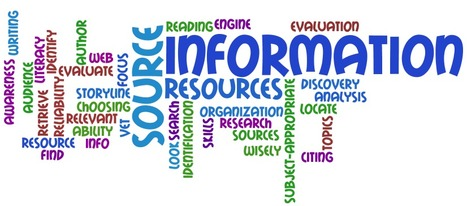 Information Literacy Guides | Analytics for High Education | Scoop.it