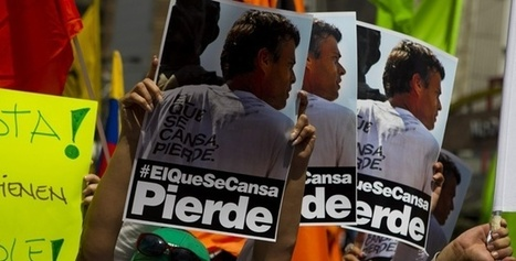 Crisis en Venezuela: una muestra del uso y la repercusión de las redes sociales.   Responsabilidad, sostenibilidad y redes sociales.   Scoop.it