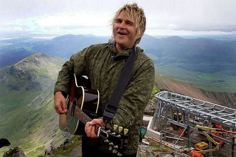 Mike Peters' journey with cancer to be documented on the big screen - WalesOnline | Trekking in Nepal | Scoop.it