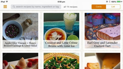 Zest Collects and Organizes Recipes, Helps You Cook Them Step-by-Step - Lifehacker   Food   Scoop.it