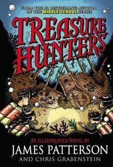 Treasure Hunters - by James Patterson   Books Gateway   Scoop.it