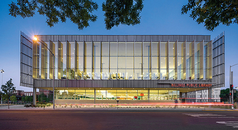 Building Excellence | Library by Design, Spring 2016 | innovative libraries | Scoop.it