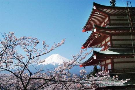 Mount Fuji named World Heritage site | Sustainable Tourism | Scoop.it