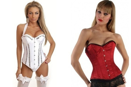 Corsets Through History | CorsetCenter.com | Corsets | Scoop.it