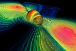 'Listening' to black holes form with gravity waves | JOIN SCOOP.IT AND FOLLOW ME ON SCOOP.IT | Scoop.it