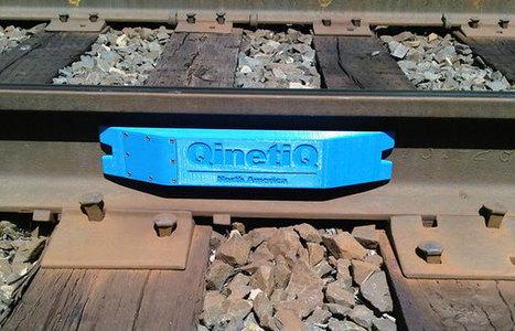 IRIS | QinetiQ North America | Rail leaders | Scoop.it