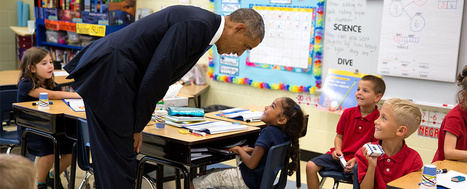 The White House and Michelle Obama Release $250M 'Open eBooks' App for Title I and Special Education Teachers (EdSurge News)   OT mTool Kit   Scoop.it