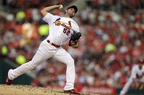 Michael Wacha and Jaime Garcia both headed to the DL with shoulder injuries | Cost of Heart Valve Replacement Surgery in India | Scoop.it