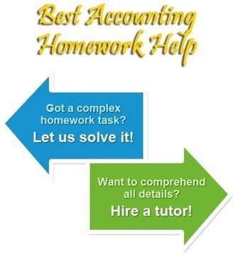 Reliable Accounting Assignment Help | Accounting Help with Noticeable Qualities | Scoop.it