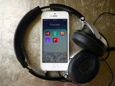 Five iPhone Podcast Apps Compared - Re/code | Podcasting | Scoop.it