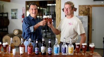 "Boston Beer Co. Chairman, Jim Koch on new breweries: bubble is near ""popping point"" 