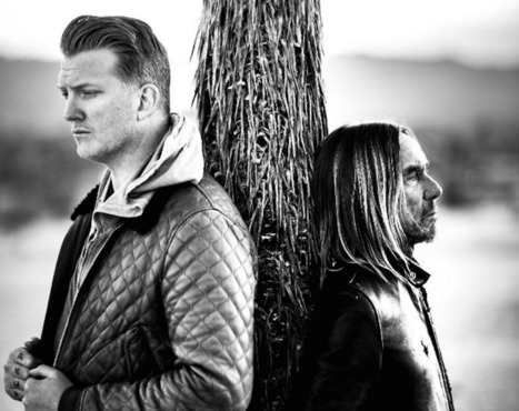"""Josh Homme on Iggy Pop: """"He's the last of the one-and-onlys"""" 