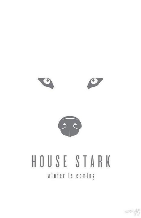24 Minimalist Game of Thrones Posters | Minimalisme | Scoop.it