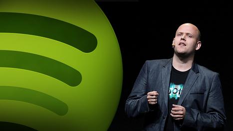 Spotify CEO Daniel Ek on Hitting 10 Million Subs, Apple-Beats Deal, IPO | Music Industry | Scoop.it