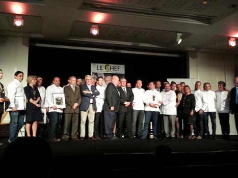 » Le Chef de L'Année 2013 » – Arnaud Donckele -|Chefs Pourcel Blog | Chefs - Gastronomy | Scoop.it