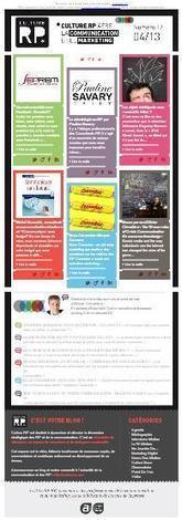 Culture RP » Réaliser un communiqué de presse | Actualités, presse, économie, PME, numérique.... | Scoop.it