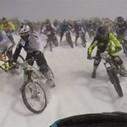 Video: MTB mayhem at France's Megavalanche   UCC MEGAVALANCHE MAXIAVALANCHE TRANSVÉSUBIENNE 2014   Scoop.it