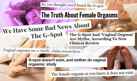 A guide to decoding shitty articles about the G-spot's existence | Love n Sex n Whatnot | Scoop.it