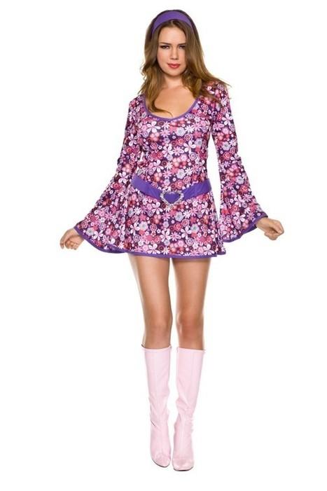 Disco flower dress | legsappeal | Scoop.it