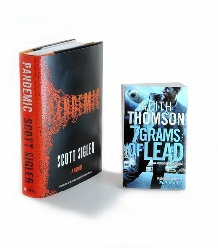 Thrillers reviewed - Chicago Tribune (blog) | Crime fiction | Scoop.it