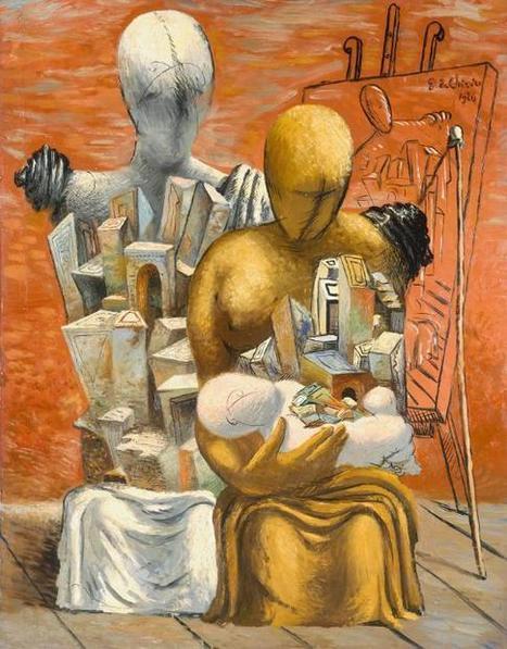 'The Painter's Family', Giorgio de Chirico   Tate   eArt   Scoop.it