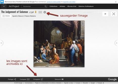 Galeries thématiques d'art avec Google Art Project - Guide proposé par F. Jourde | Arts & numérique (ou pas) | Scoop.it