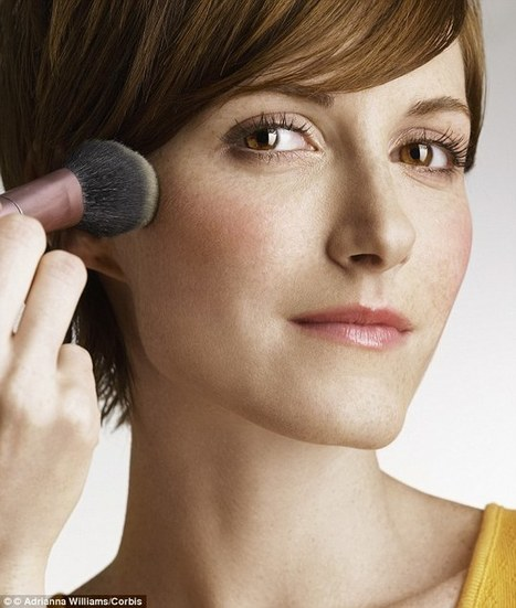 Women spend almost TWO YEARS of their life applying make-up | Kickin' Kickers | Scoop.it