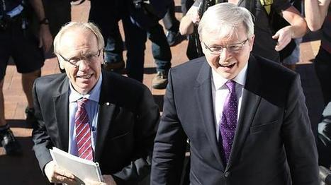 Peter Beattie faces thrashing in Forde: exclusive poll | Government Relations | Scoop.it