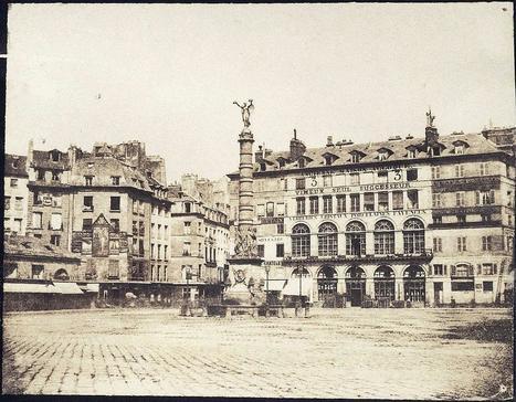 La Place du Châtelet - PARIS UNPLUGGED | Nos Racines | Scoop.it
