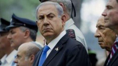Peres calls for overthrow of Netanyahu   kombizz   Scoop.it