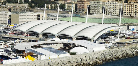 Genova progetta un salone della logistica - Informazioni Marittime | Logistica & Spedizioni | Scoop.it