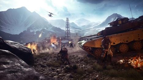 Battlefest Community Mission 2: Destroy 2 Million Vehicles with a Tank - The Battlefield Blog | - Battlefield4 - | Scoop.it