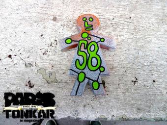 Collage à Paris #1 // déc. 2012 | The art of Tarek | Scoop.it