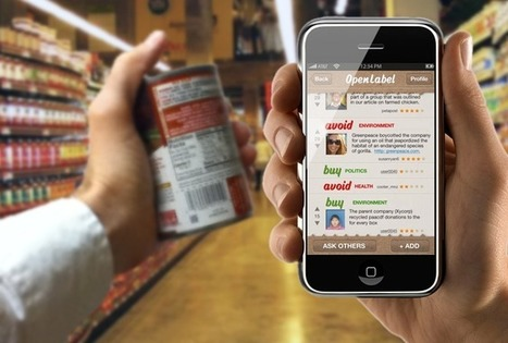 Bar Codes Apps Allow Socially Conscious Consumers To Make Informed Choices - Triple Pundit | Symbols | Scoop.it