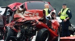 6 die in multi-car crash on California freeway   Accidents and Occupational Health & Safety   Scoop.it