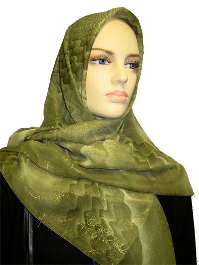 Damaceen.com - Islamic Clothing - Women Shiny Scarves (Scarf, Hijab) Ship FREE in USA. | beautiful islamic clothing | Scoop.it