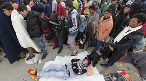 Welcome to 'Walking Dead Europe' - Pepe Escobar #Refugees | Saif al Islam | Scoop.it