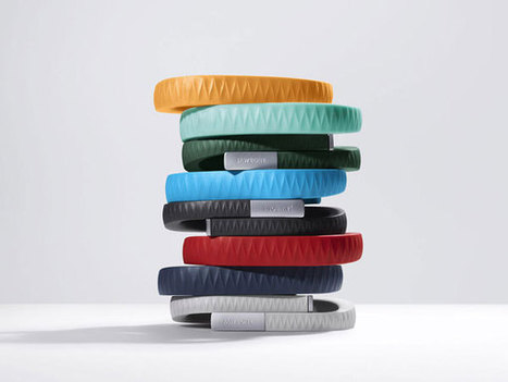 UP by Jawbone | Know yourself. Live better. | Nouvelles Interactions | Scoop.it