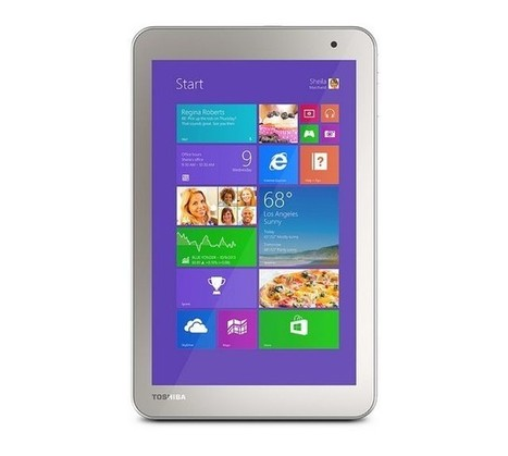 Toshiba reveals new Windows 8.1 products, including 8-inch Encore 2 tablet for $199 - Neowin | Windows 8 - CompuSpace | Scoop.it