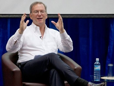 Google chairman Schmidt explores future of Internet in 'The New Digital Age' book - Financial Post | Bloom's Digital Taxonomy 2 | Scoop.it