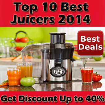 Best Juicers 2014 | BestList | Scoop.it